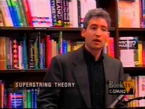 Brian Greene - Book Discussion on The Elegant Universe  (CSPAN)