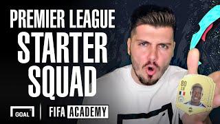 Cheap FIFA 20 Premier League starter squad