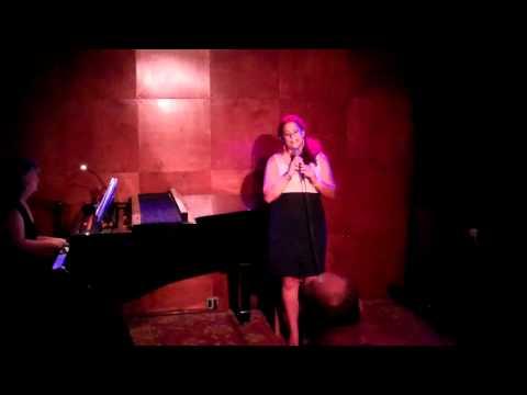 Blue Hair (Lizzy Selzer) Voice Quest Inc Showcase at Davenports!
