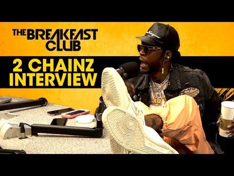 2 Chainz On Getting Caught Up In Nicki Minaj & Remy Ma Beef & Why Ludacris Still Owes Him $15K