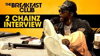 2 Chainz On Getting Caught Up In Nicki Minaj & Remy Ma Beef & Why Ludacris Still Owes Him $15K