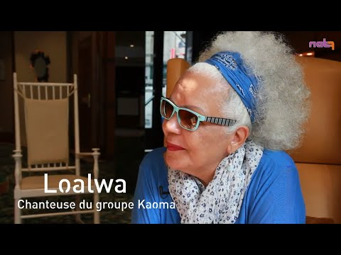 "Entrevista Loalwa Braz ""  Kaoma/Lambada"""