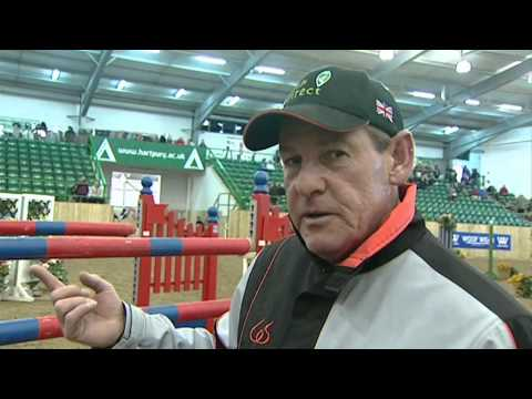 Showjumping - Rider Insight with Tim Stockdale - January 2011
