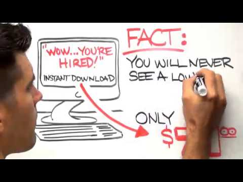 How To Get A Job Fast - I need A New Job - YouTube