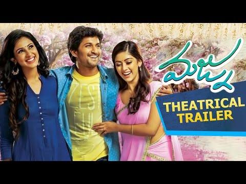 Nani's Majnu Theatrical Trailer - Anu Emmanuel || Priya Shri || Virinchi Varma