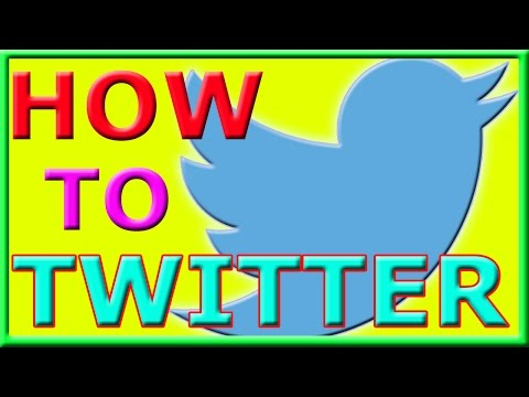 Twitter Tutorial for Beginners 2016 | How to Create a Twitter Account