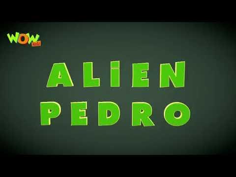 Alien Pedro-vir: The Robot Boy Watch Episode Cartoons Tv Kid Md