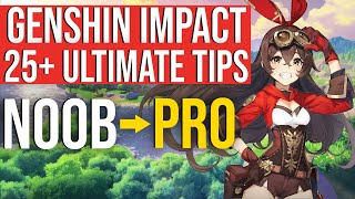 25 Tips EVERY Player Needs: Genshin Impact Guide