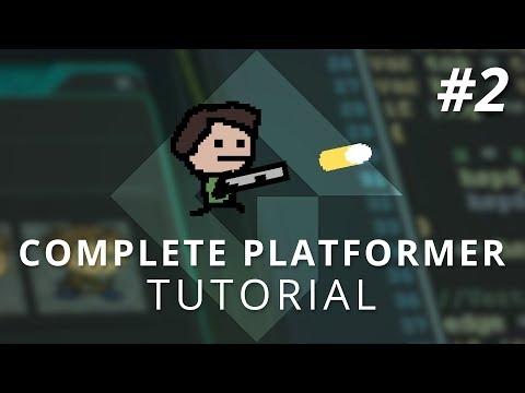 GameMaker Studio 2: Complete Platformer Tutorial (Part 2: Animated Player)