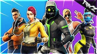 NOUVEAU SKINS LEAKED EPIC! NOUVEAU ARCHETYPE, WRECK RAIDER - PLUS SKINS LEAKED! (Fortnite Battle Royale)