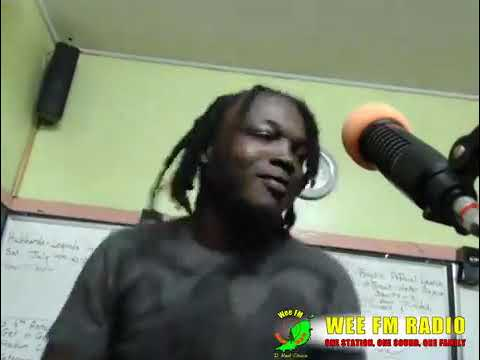Boogie live interview with mikey on Weefm 93.9 Radio Grenada Spicemas 2018