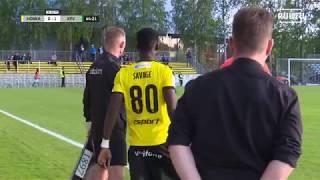 FC Honka - KPV su 2.6.2019 | Ottelukooste
