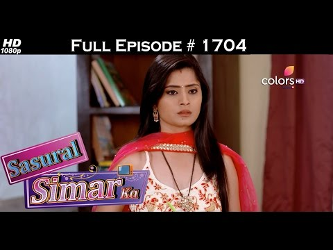 Sasural Simar Ka - 9th January 2017 - ससुराल सिमर का - Full Episode