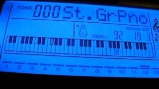 видео-урок Dj Заебца - Чётенько , клубняк (синтезатор)