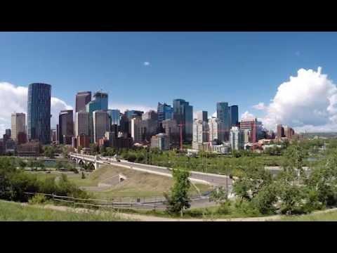 Calgary Alberta, 2016 - Time Lapse