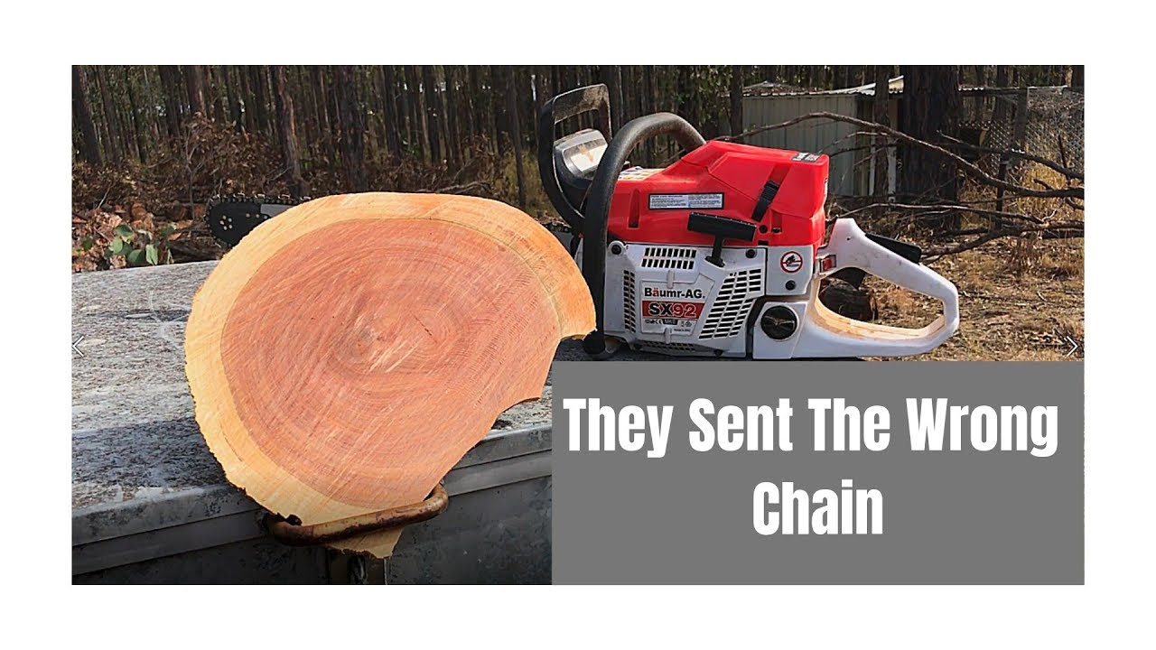 Baumr-AG 92cc Chinese Chainsaw Review