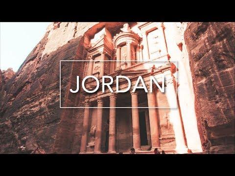 Drag and Travel to Jordan