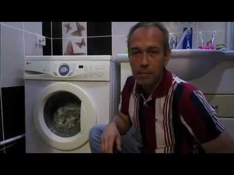 Не открывается стиральная машинка. Как быть?