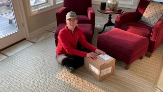 Shuly Cawood Unboxes her Books from Press 53