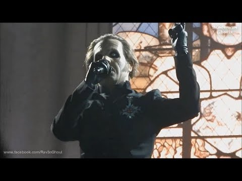 "Ghost - Square Hammer ""Live"" (Cardinal Copia) ""Multicam"" Houston.(HD)"