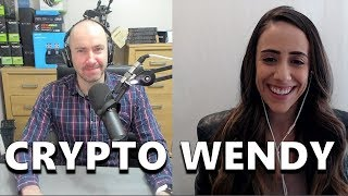 Live with Crypto Wendy - Bitcoin Price Crash, Trading Analysis & More