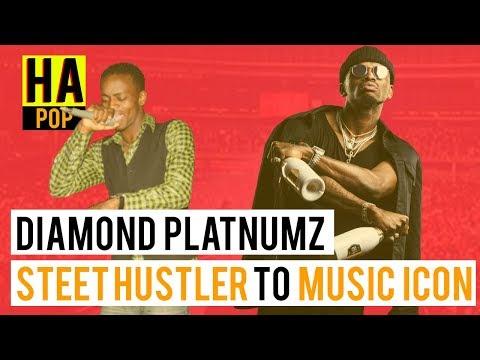 Diamond Platnumz: Street Hustler to Music Icon