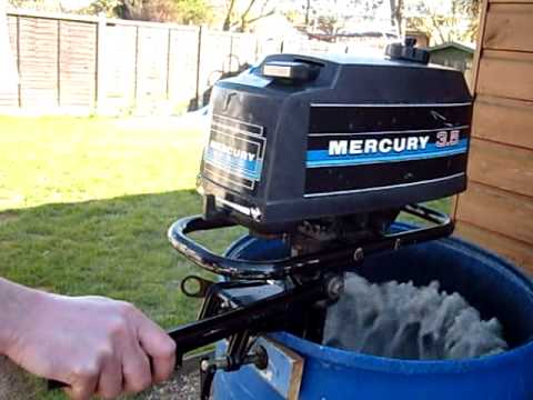 How to increase horsepower on a mercury 2 stroke for How to raise outboard motor