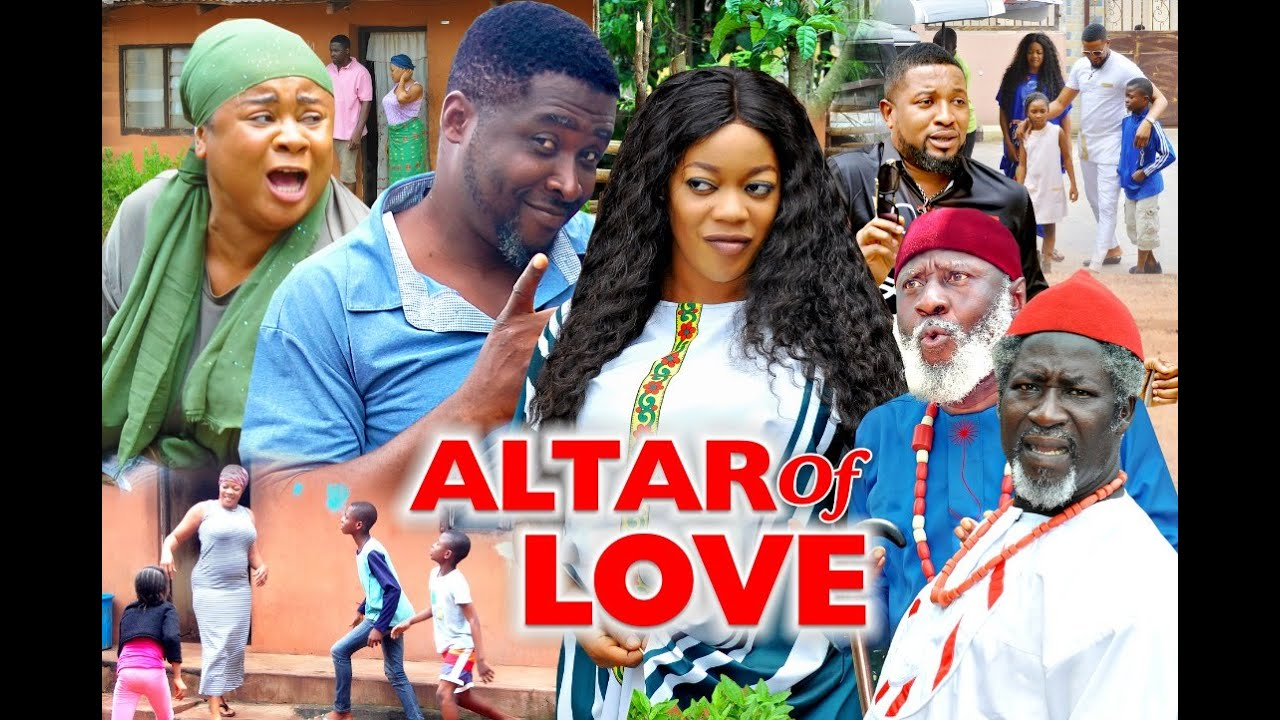 Download ALTAR OF LOVE SEASON 5 - (New Movie) ONNY MICHAEL 2020 Latest Nigerian Nollywood Movie