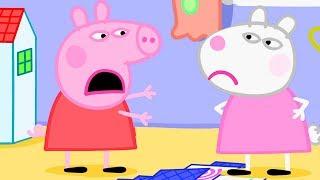 Peppa Pig Świnka Peppa po Polsku | Sprzeczka | Kompilacja klipów | Bajki Po Polsku