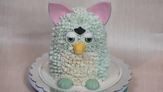 Furby kakku | Furby cake