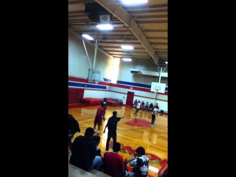 Thompson intermediate school basketball 2012-2013