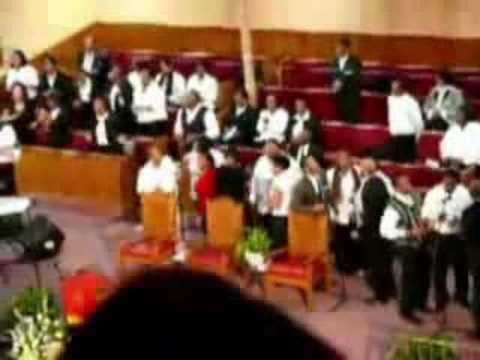 Gospel Harlem - NEW YORK - First Corinthian Baptist Church e