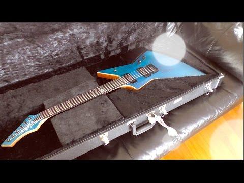 the interdimensional guitar case chapman guitars ghost fret youtube. Black Bedroom Furniture Sets. Home Design Ideas