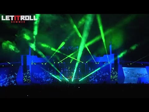 DC Breaks - Let It Roll Open Air 2015 - Main stage
