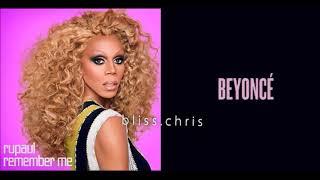 7/11 Starrbooty - Rupaul vs. Beyoncé (Mashup)