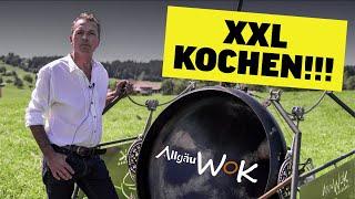 Der Allgäu Wok von Hubert Rast für alle!
