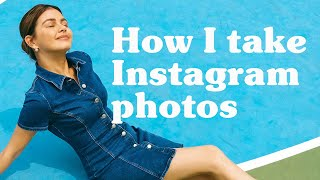 How to Take Instagram Photos Like a Pro | Janine Gutierrez