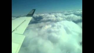 Beechcraft Duke B60 Flight