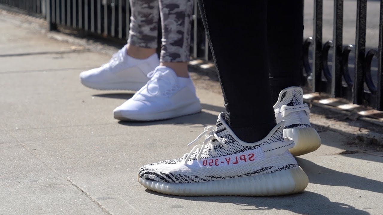 ARE YEEZYS GOOD FOR WORKING OUT? - YouTube