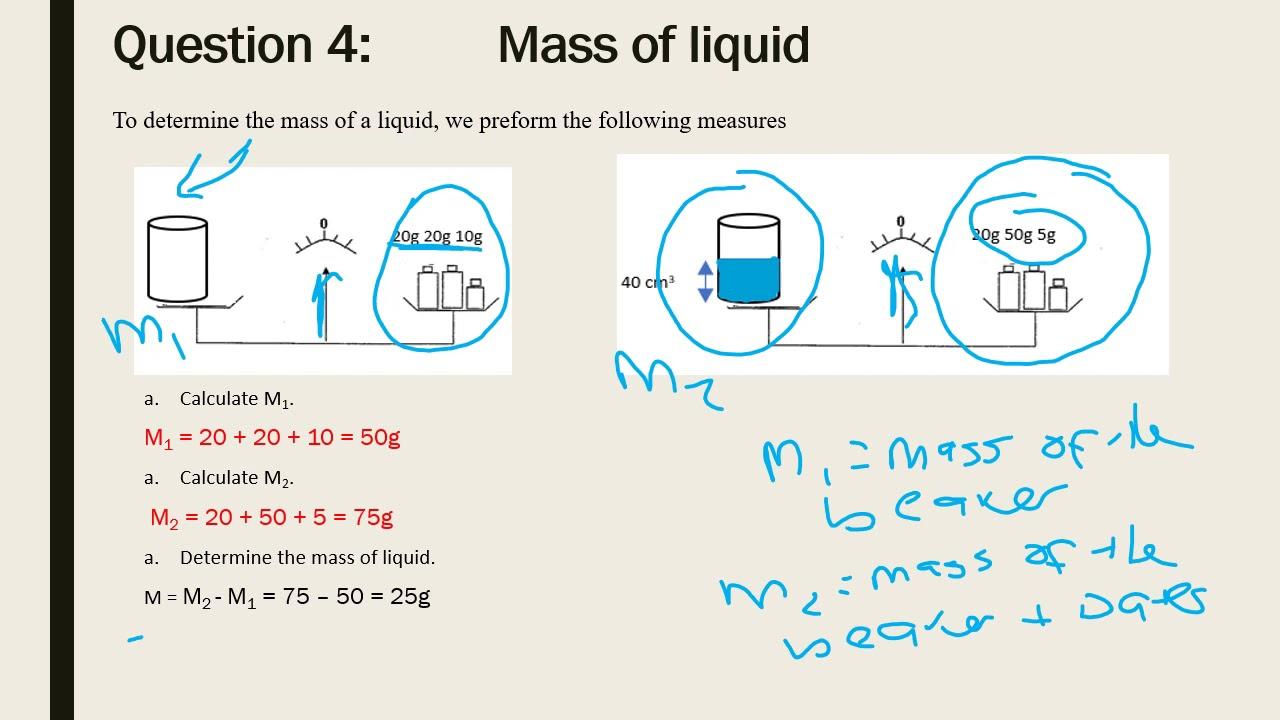 medium resolution of Answers to worksheet 2 physics grade 7 - YouTube