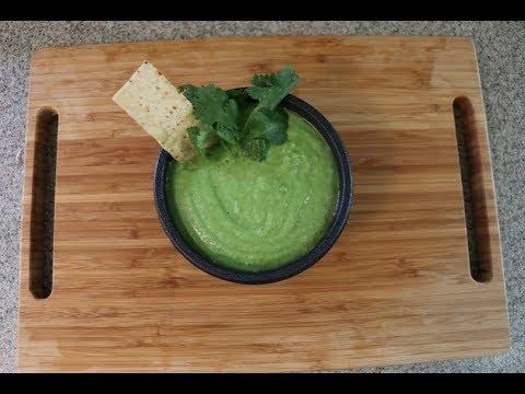 how to make guacamole easy youtube