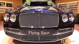 2018 Bentley Flying Spur Mulliner - Exterior Walkaround - 2018 Geneva Motor Show
