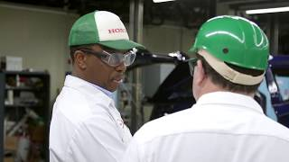 What Makes a Honda is Who Makes a Honda: Francis Chukwudolue