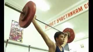 13-летний тяжелоатлет из Горячего ключа удивил всех