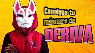 How to have the *FORTNITE DERIVA MASK* [REAL LIFE]