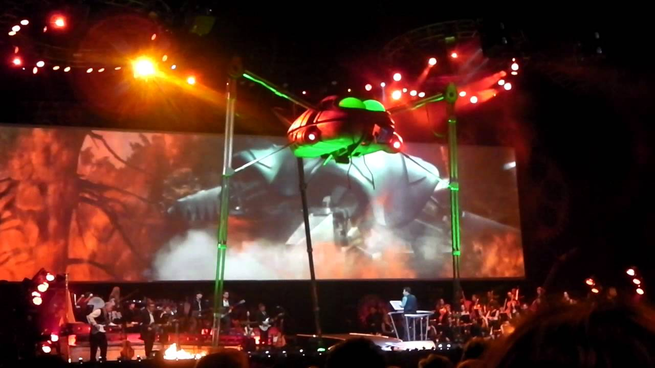 Jeff Wayne's The War Of The Worlds New Generation
