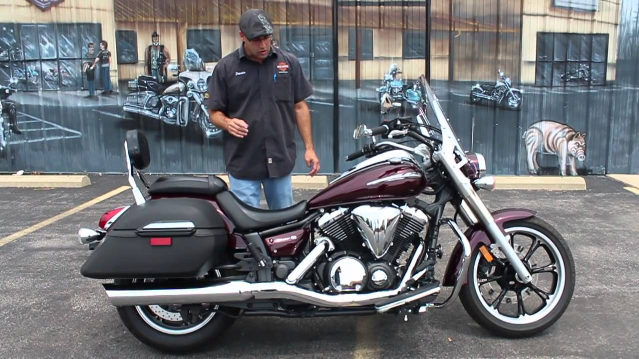 maxresdefault pre owned 2009 yamaha v star 950 youtube  at alyssarenee.co
