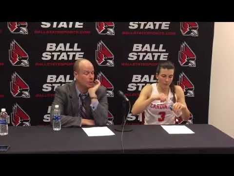 Women's Basketball Postgame Press Conference