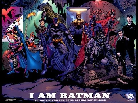 Batman: Battle For The Cowl - Comic Review