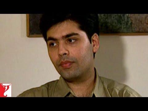 Yash Chopra in conversation with Karan Johar - Part 1 | Mashaal